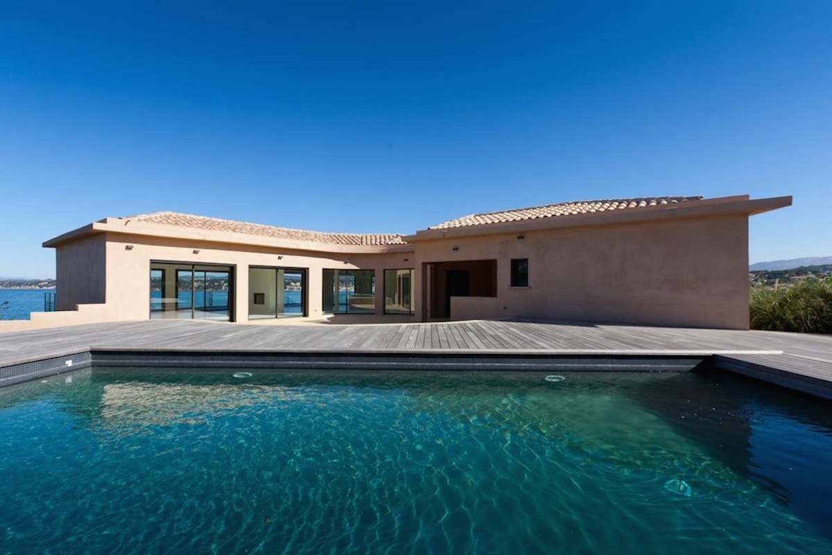 SBC HOME construction : piscine - Provence